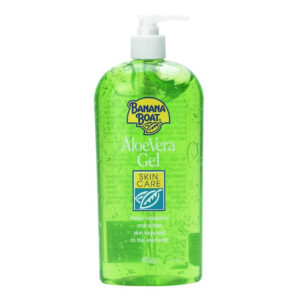 Banana Boat Aloe Vera Gel After Sun Large 453g