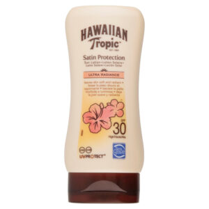 Hawaiian Tropic Satin Protection SPF30 Lotion 180ml