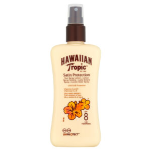 Hawaiian Tropic Satin Protection SPF 8 Spray 200ml