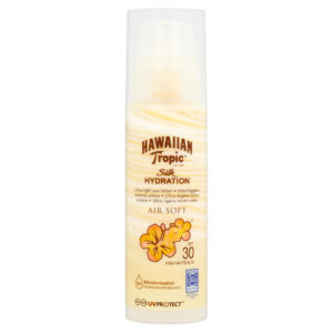 Hawaiian Tropic Silk Hydration Air Soft Sun Protection Lotion SPF 30 150ml