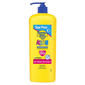 Banana Boat Kids Tear Free Lotion Family Size SPF 50 360ml